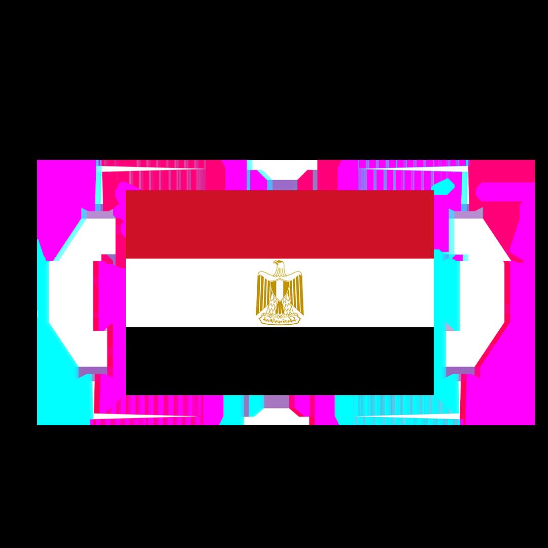 EGYPT FLAG GLITCH 1
